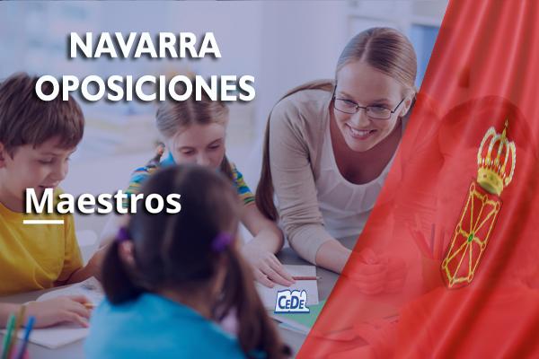 Navarra: Convocatoria concurso-oposición para el Cuerpo de Maestros 2019