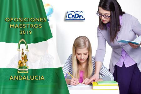 Andalucía: ofertará 3.430 plazas para las oposiciones de maestros
