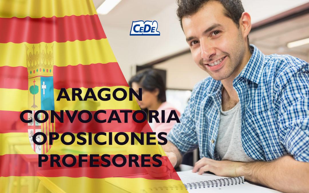 Aragón: Listas provisionales de admitidos y excluidos