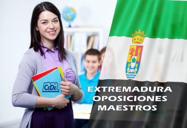 Extremadura: convocadas oposiciones