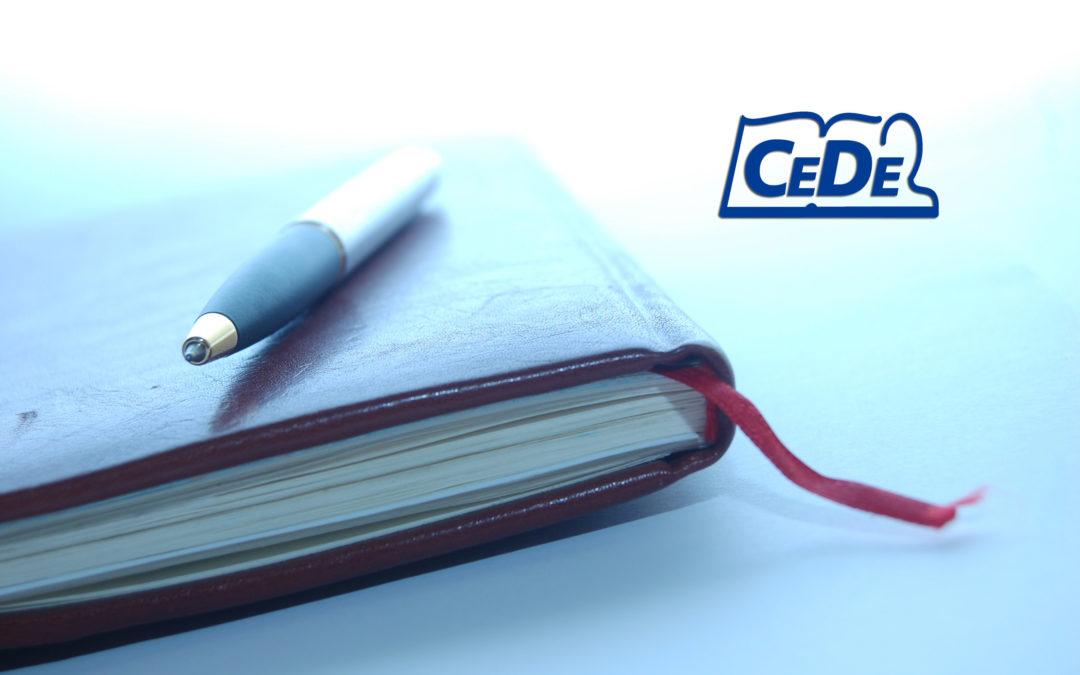 Información dirigida a todos los alumnos de los cursos CeDe de Oposiciones a Profesores