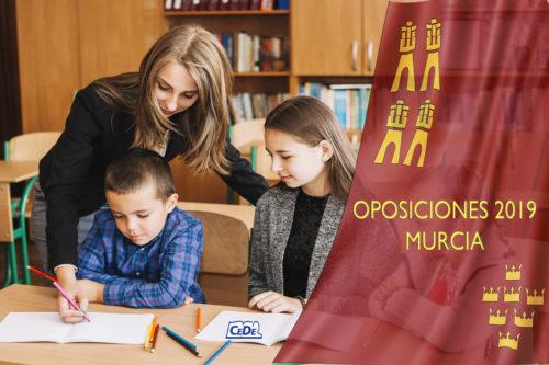 Murcia: Publicadas listas provisionales
