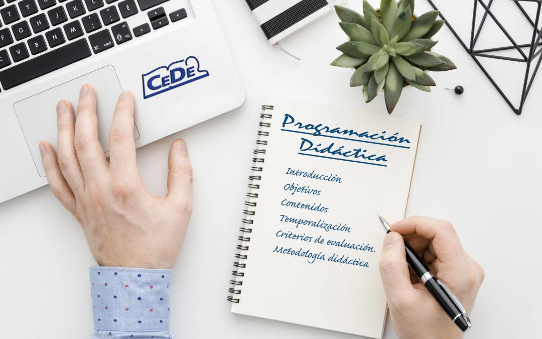 18 – Como elaborar una programación didáctica