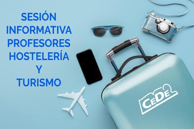 Sesión Informativa profesores Hostelería y Turismo