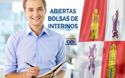 CASTILLA y LEÓN – Abiertas bolsas de trabajo Secundaria y Técnicos de FP.