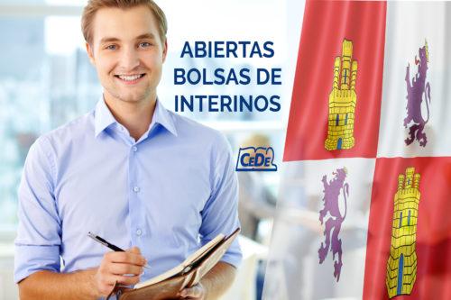 CASTILLA y LEÓN – Abiertas bolsas de trabajo Secundaria.