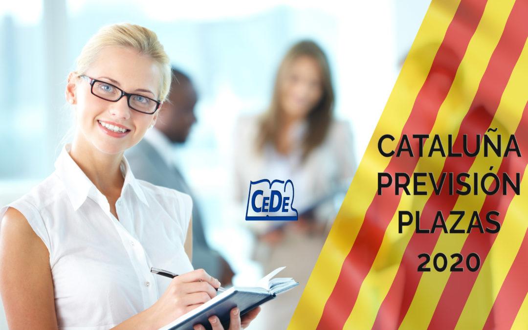 Cataluña convocará 3054 plazas para educación en 2020