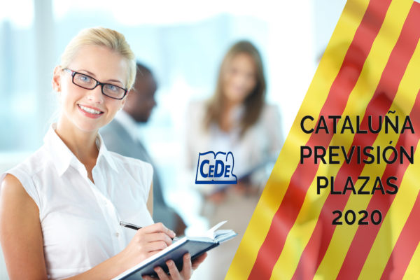 Cataluña convocará 3054 plazas