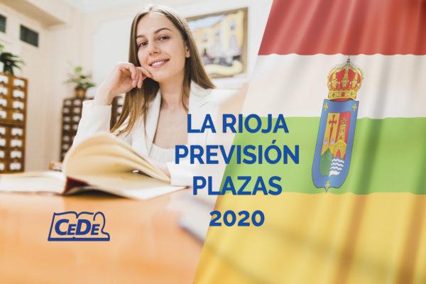 La Rioja OPE 2020-2021 en educación