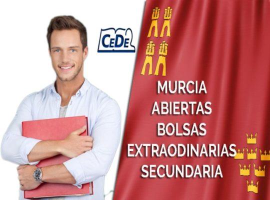 Murcia abiertas bolsas extraordinarias