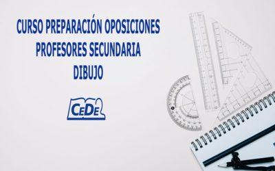 Curso preparación oposiciones secundaria Dibujo