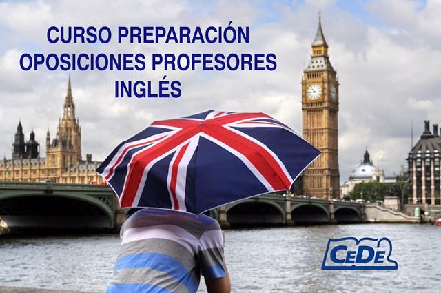 Curso preparación oposiciones Inglés Secundaria