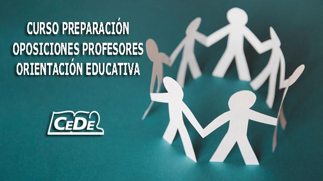 Curso preparación oposiciones Orientación Educativa