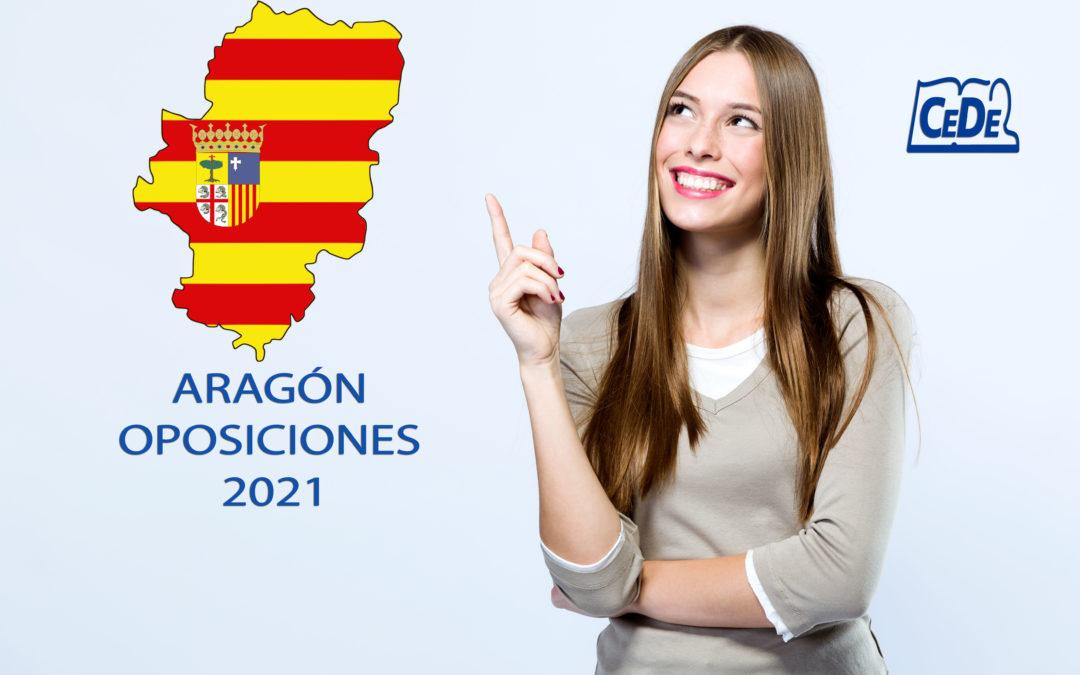 Aragon reanudará en enero las oposiciones de secundaria y FP aplazadas