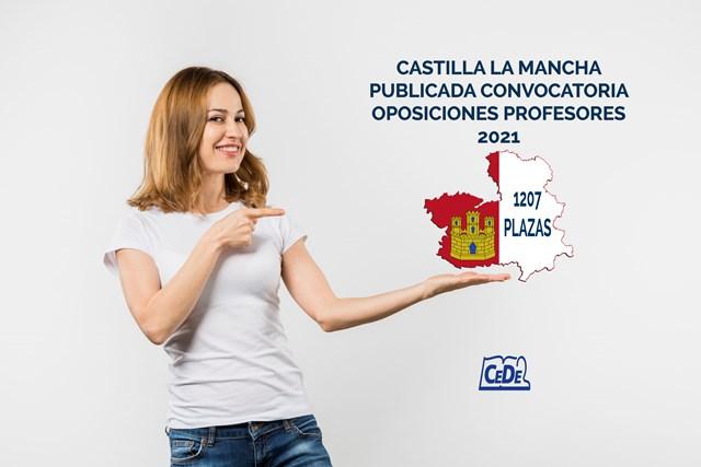 CASTILLA LA MANCHA PUBLICADA CONVOCATORIA