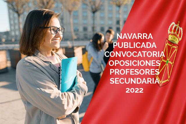 Navarra publicada convocatoria oposiciones