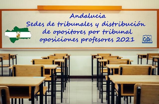 Andalucía publicados tribunales